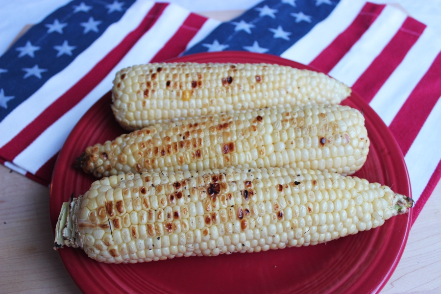 Grilled Corn 3