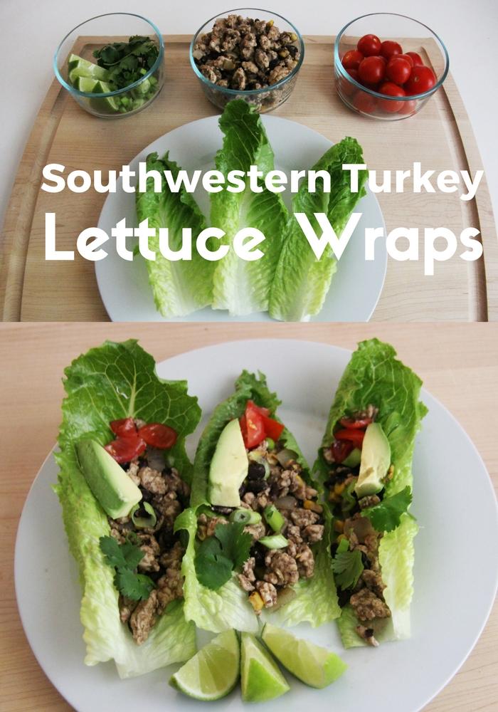 southwestern-turkey-lettuce-wrap